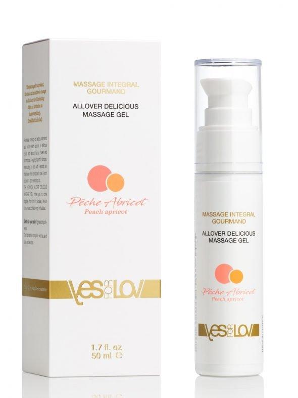 Delicous-allover-massage-gel-peach-aromafero.co.uk-buy