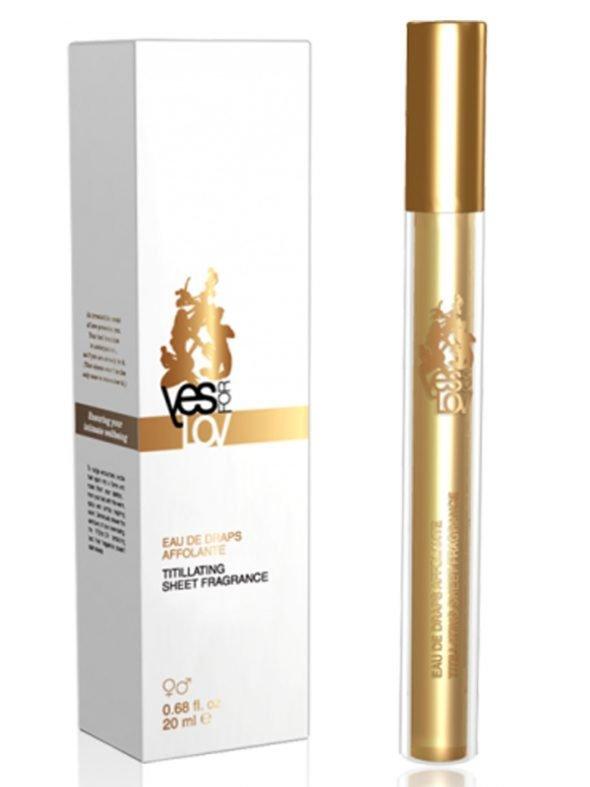 Titillating-sheet-fragrance-yesforlov-buy-aromafero.co.uk